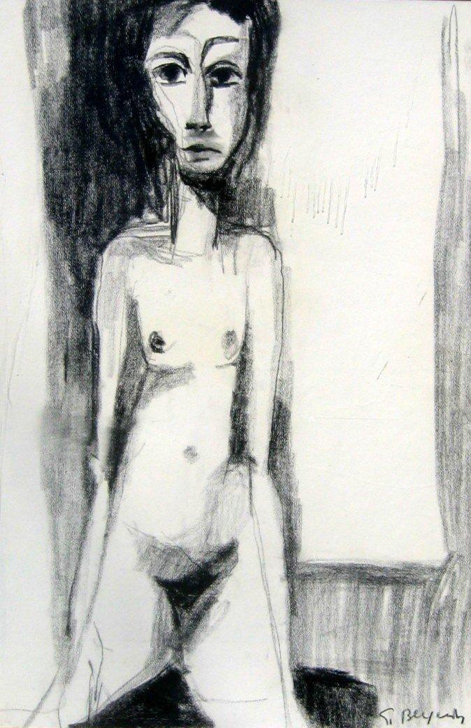 2: Female Nude