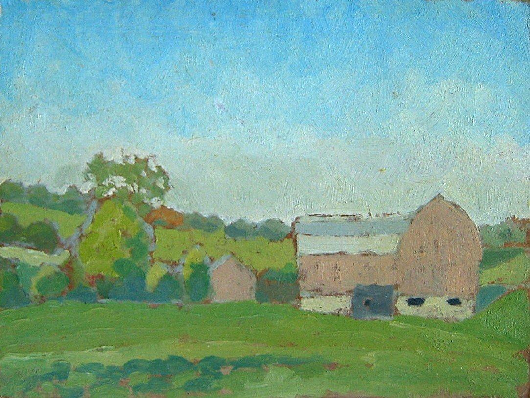 12: Farm Landscape