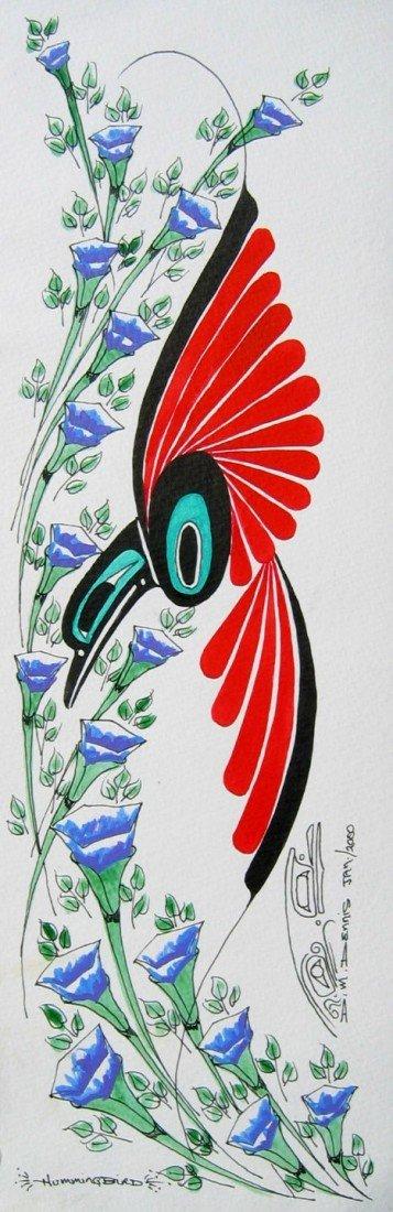 13: Hummingbird