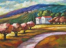 5: European Farm Landscape