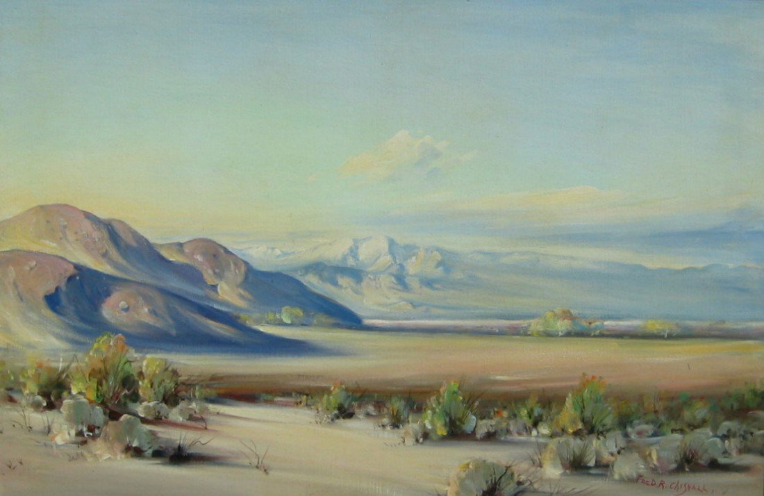 11: Southwest Desert Landscape