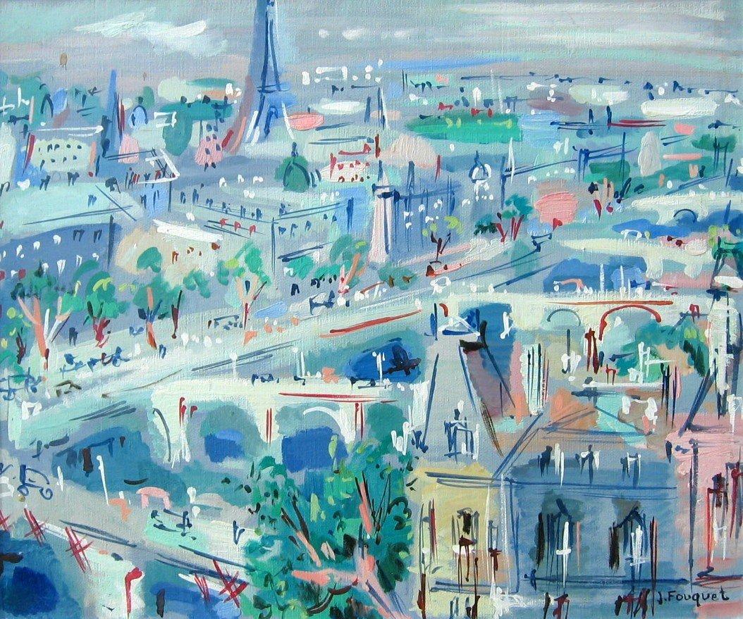 23: Untitled - Paris Rooftops