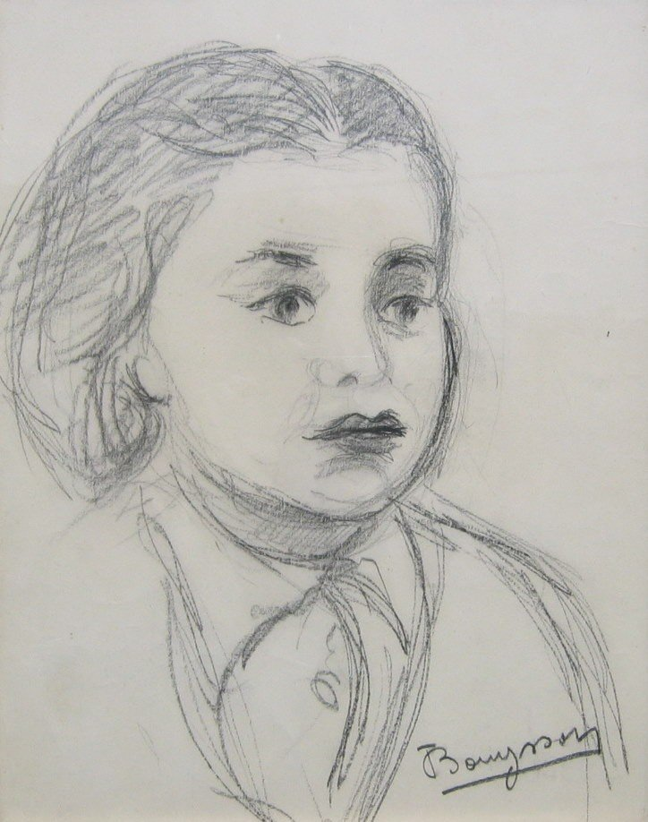 6: Portrait of a Young Girl