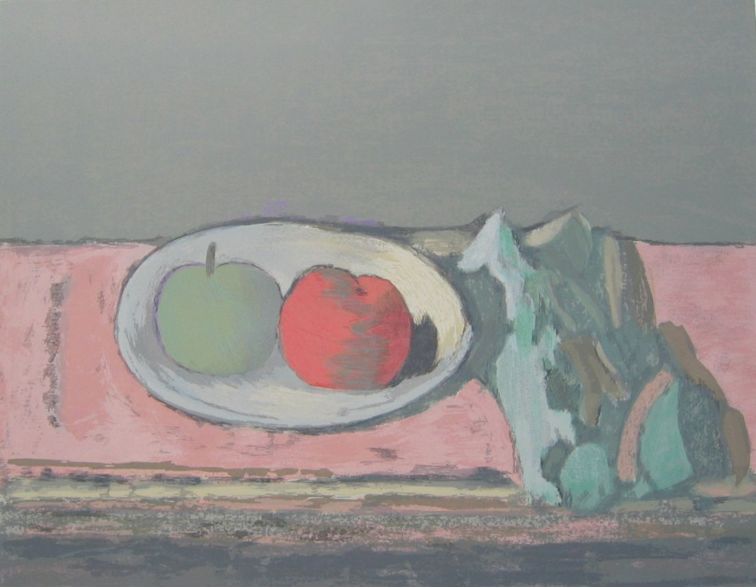 7: Still Life with Apples