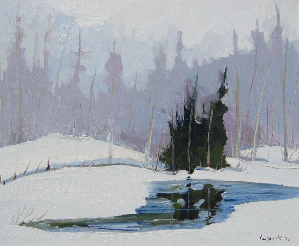 11: Winter Landscape