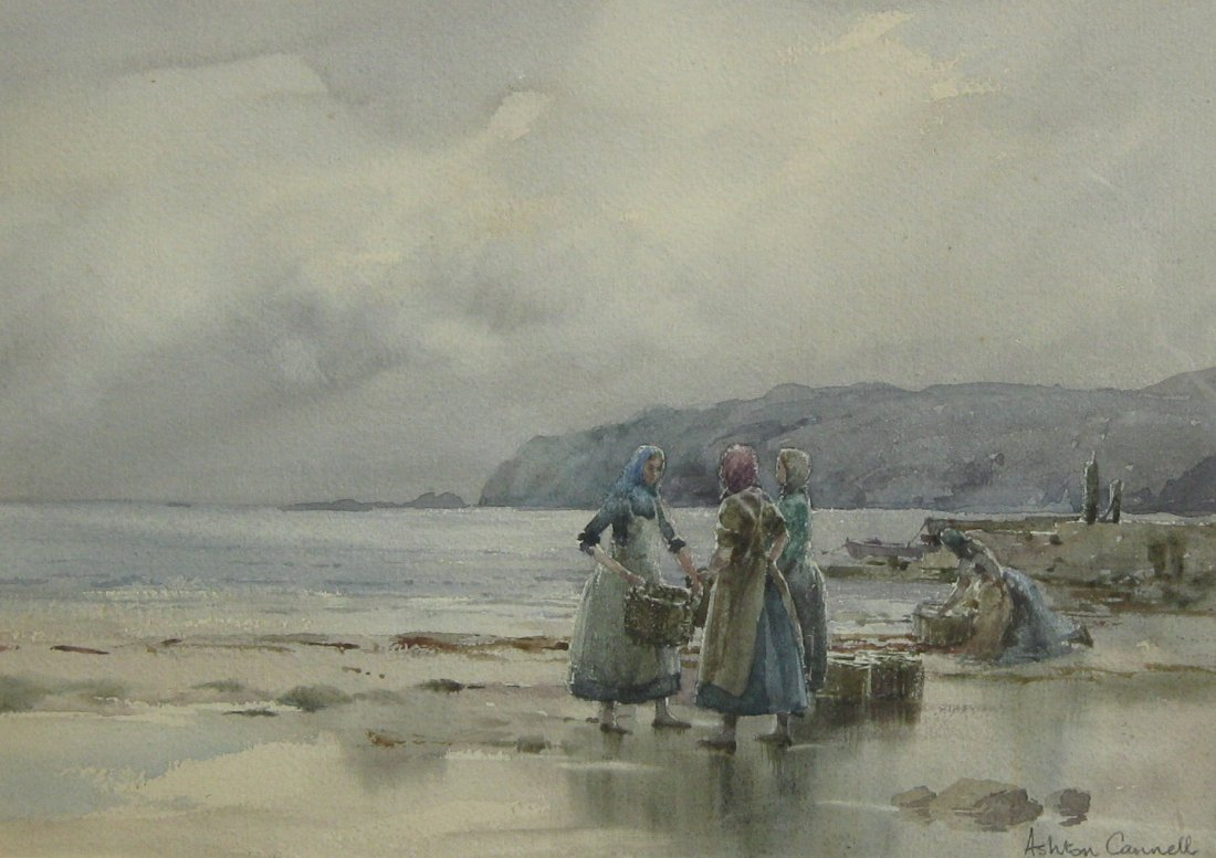6: Kelp Gatherers