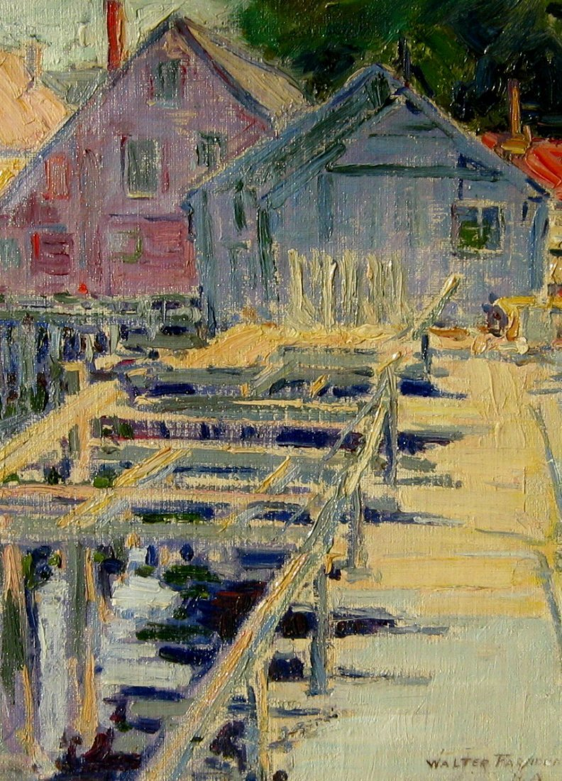 13: Destroyed Dock
