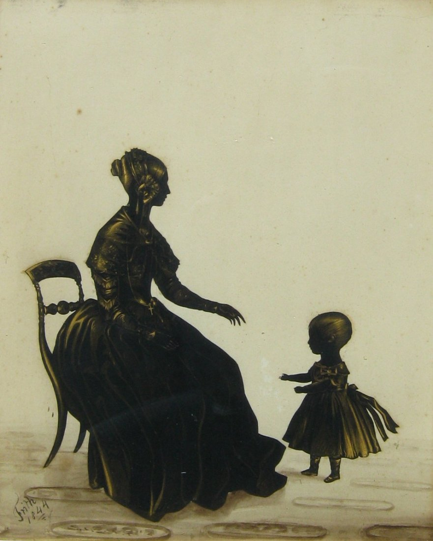 14: Mother & Child