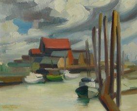 17: Docked Boats