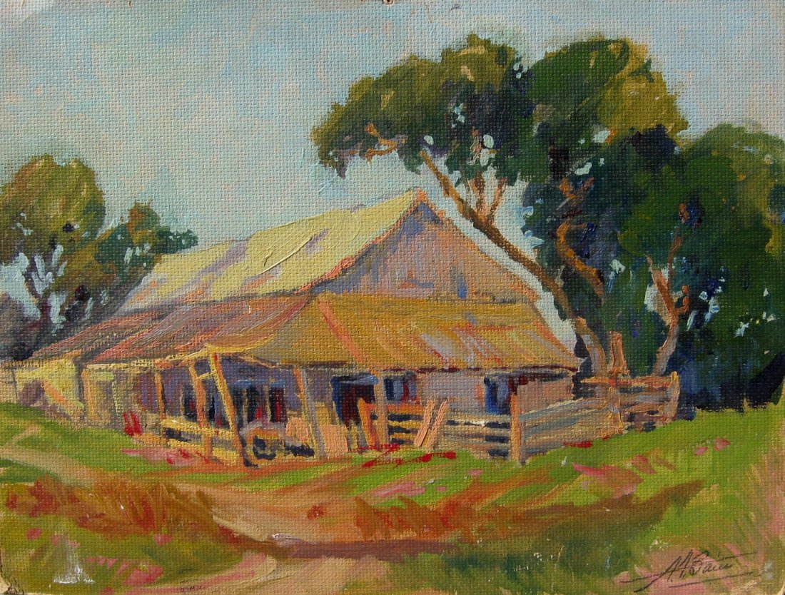 6: Farm Building