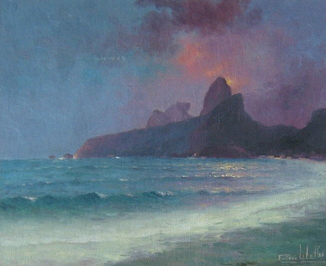 9: Rio de Janiero