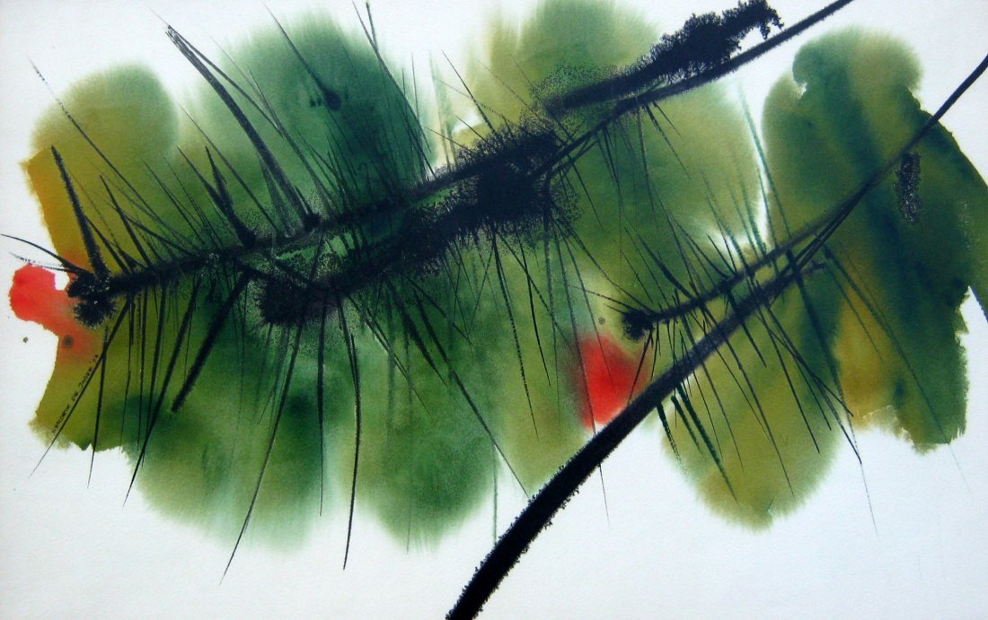 10: Untitled - Yew Tree