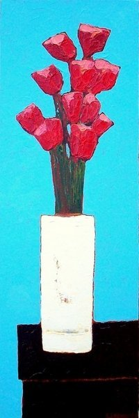 4: Abstracted Tulips