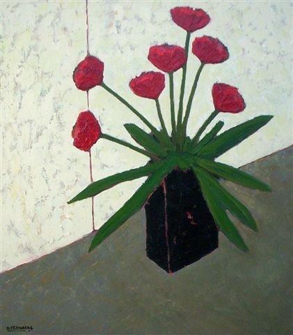 5: Favourite Black Vase