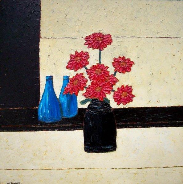 23: Black Vase III