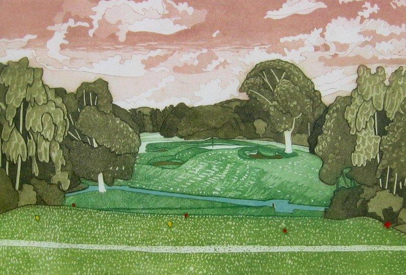Wentworth Golf Club: 2nd Fairway