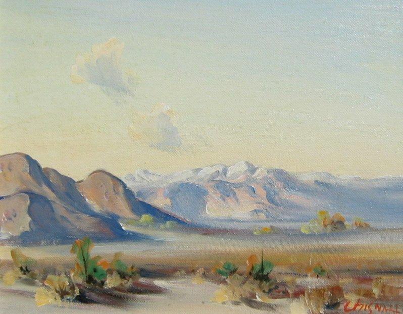 Southwest Desert Landscape