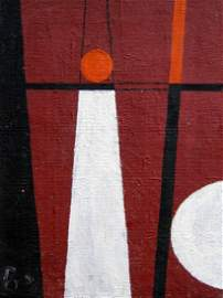 Abstract - #3, 1958