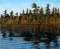 Raoul Lake near Maniwaki, Quebec
