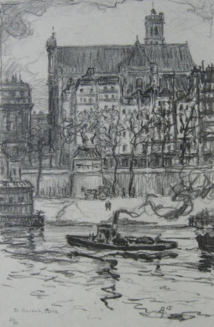 St. Gervais, Paris