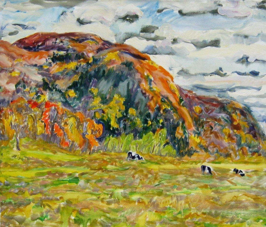 Idyll: Eardley Escarpment