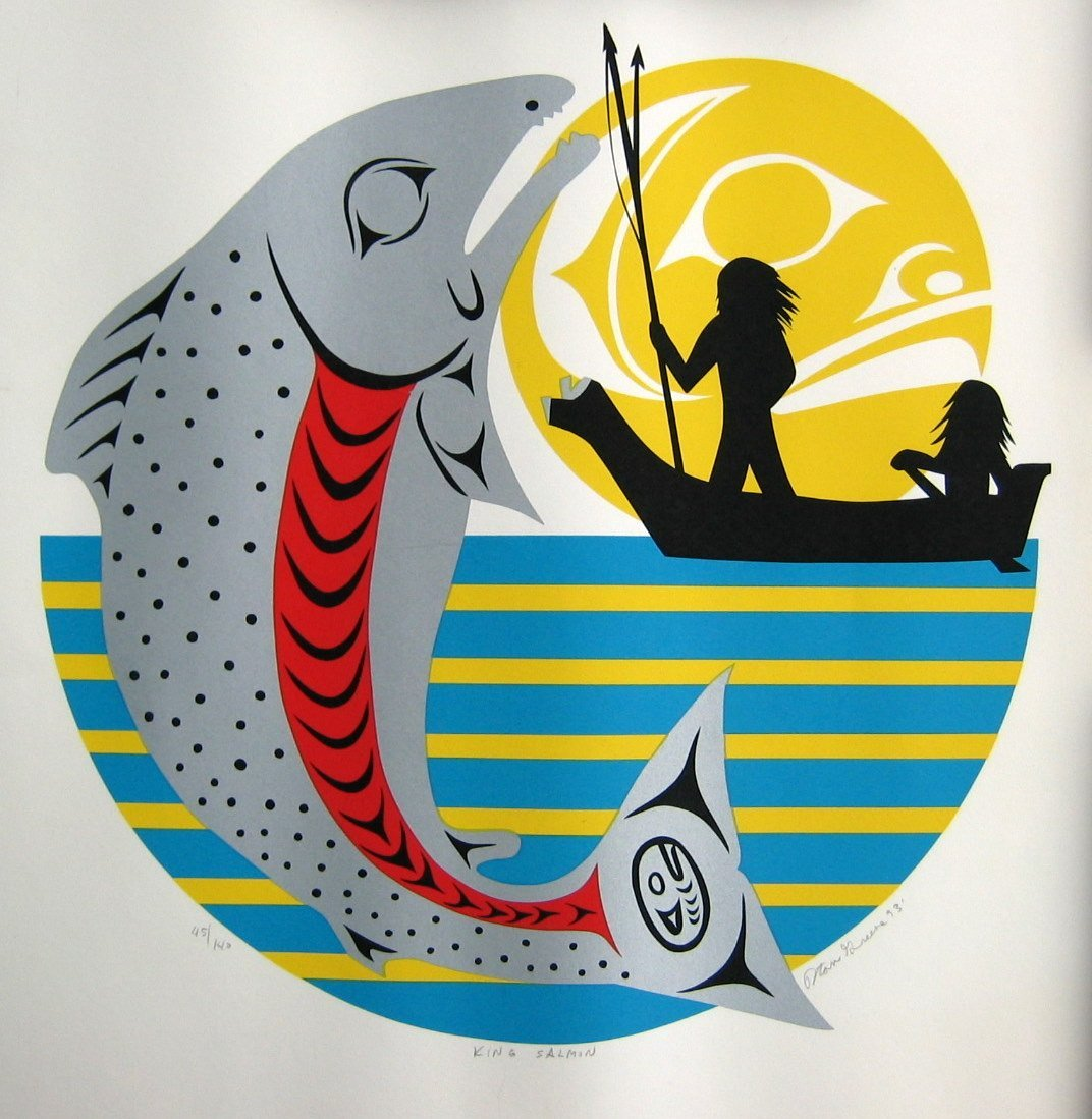 Assorted Northwest Coast Artwork (29)