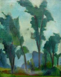 Treed Landscape