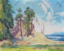 B.C. Coastal Landscape