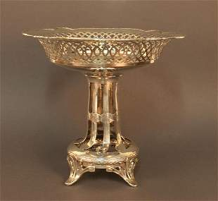 Epergne, Silver 800'