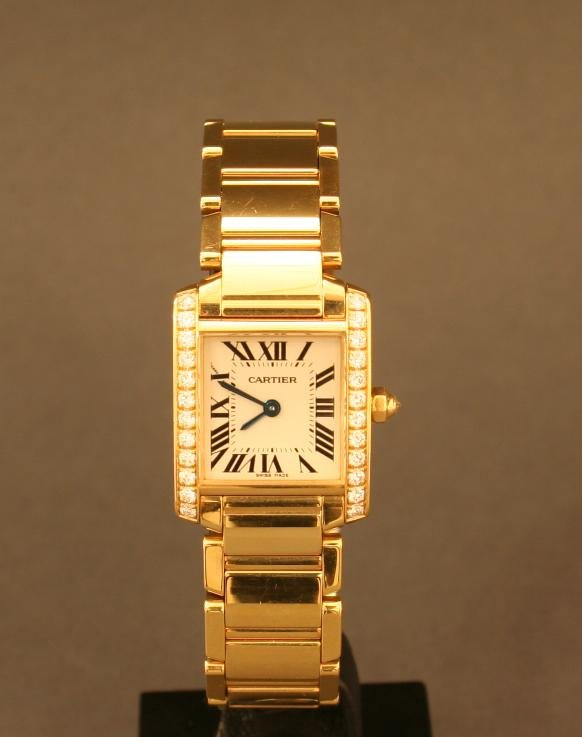 749: ladies watch CARTIER