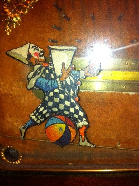 "573: Very Early Gambling Machine ""Bajazzo"" - 10"