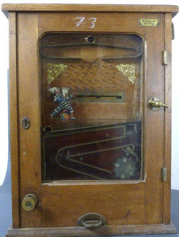 "573: Very Early Gambling Machine ""Bajazzo"""
