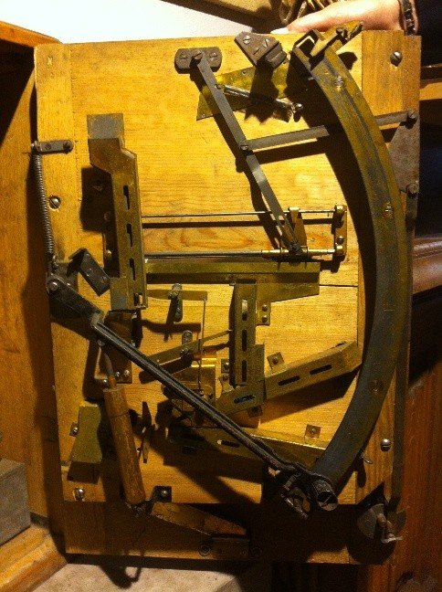"573: Very Early Gambling Machine ""Bajazzo"" - 4"