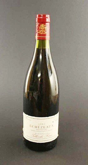15 Bottles Of Echezeaux, Grand Cru, Bei Tollinche F