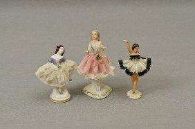 1: Konvolut, best. aus: drei kleinen Primaballerinen, S