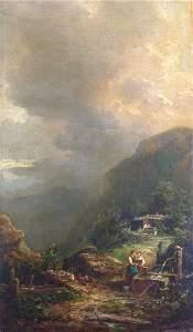 380: SPITZWEG, Carl (1808 München -1885 ebenda), 'Zwei