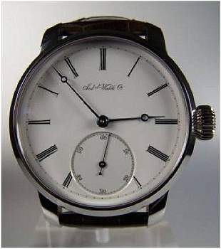 IWC A. Jones No.11552 movement made by IWC founder
