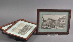 """View Of The City Of Munich, """"Monachium Bavariae,"""" 1613,"""