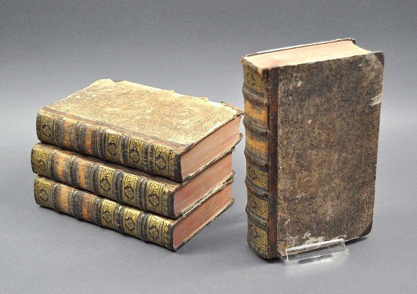 Sunday sermons by Campadelli, Augsburg, 1778, first Vol