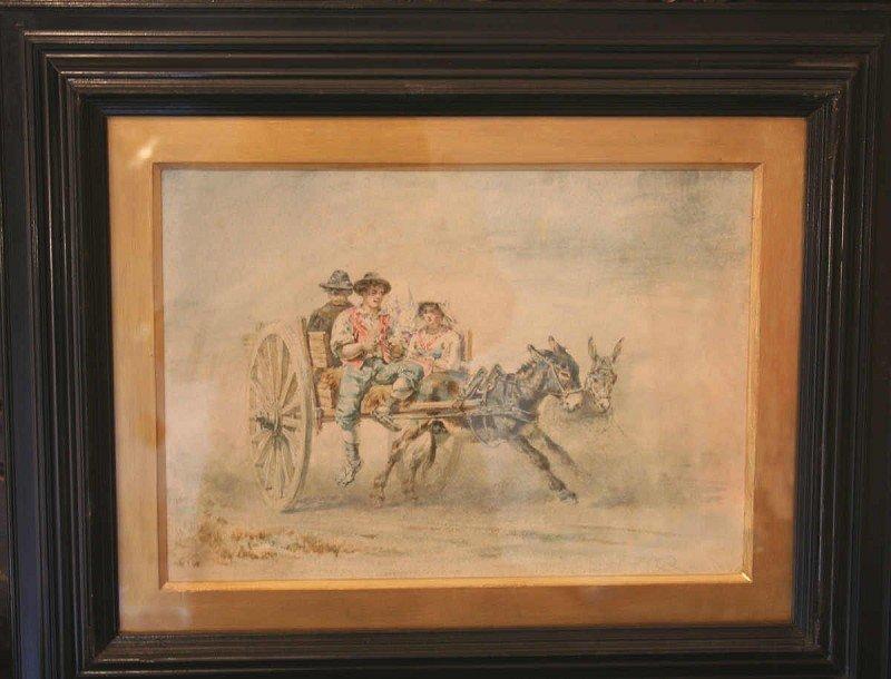 """SMOKE, Karl (1804 Darmstadt) """"donkey engines"""""""