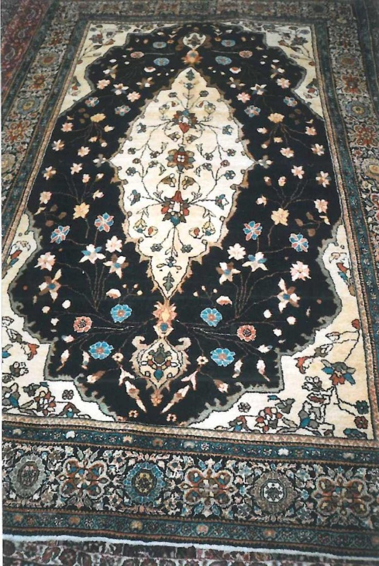 16: Ferrahan, Persia, early 20th to mid Century., Wool