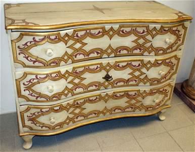 50: Baroque broader chest, gold belt factory, version a