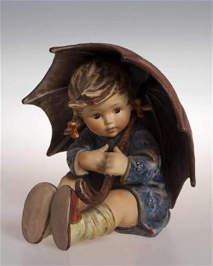 """Hummel, """"Salvaged (Girls)"""", great figure of a search"""