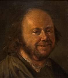279: Frans Hals,  the Elder attr., * 1580 Mechelen