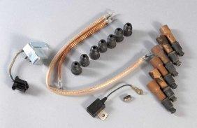 2: Konvolut Bosch UKW Entstörsatz für Mercedes 280 S, B