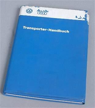 Die VW Transporter, Handbuch Typ 2, LT 28, LT 31, L