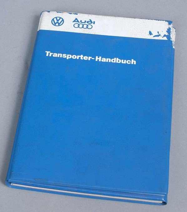 15: Die VW Transporter, Handbuch Typ 2, LT 28, LT 31, L