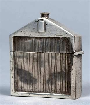 Rolls Royce Miniaturkühler als Streichholzbehälter,