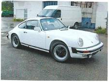 73: Porsche 911 SC Coup�, 1980 Farbe wei� uni, 6 Zylind