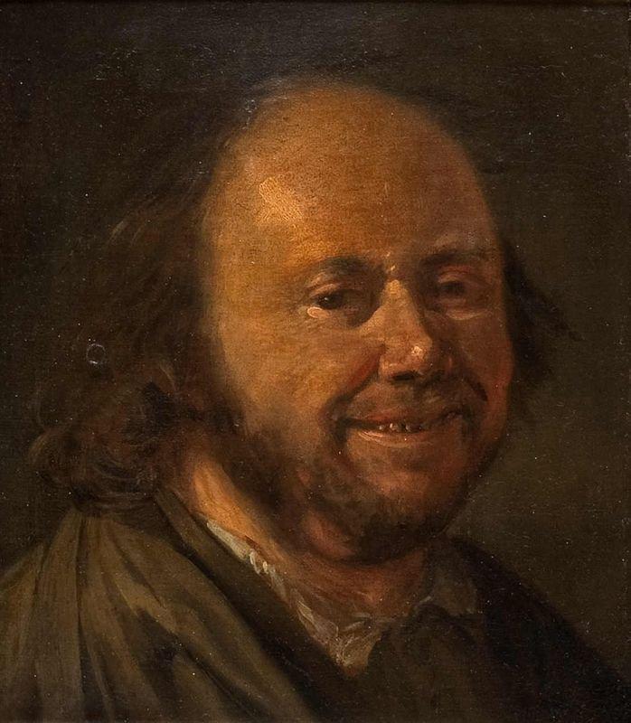 1152: Hals, Frans, the Elder attributed (1580 Mechelen